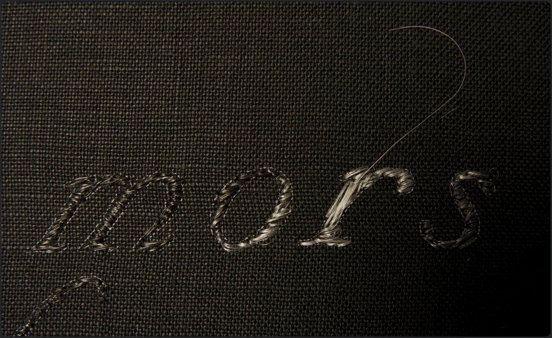 Mors Certa (detail)