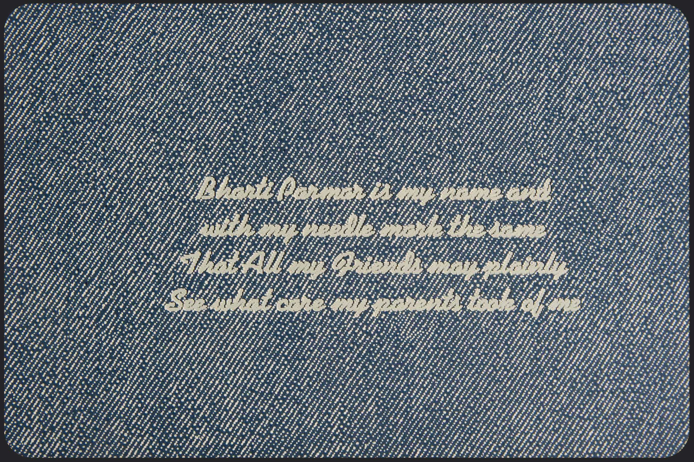 Denim Sampler